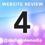 Website Review: 4