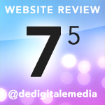 Website Review: 7.5
