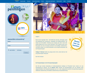 Flevopenningen - Website