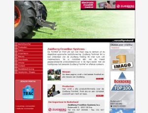 Website Zuidberg.nl