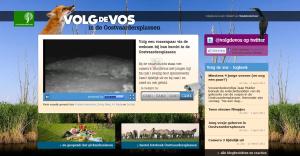 Website volgdevos.nl