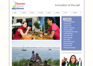 Summer School Almere - Homepage