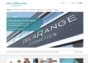 DelaRange Website