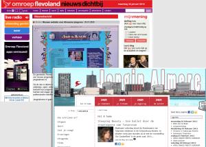 Nieuwe site JonginAlmere.nl - nog niet online