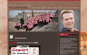 Website Soli Deo Gloria