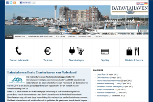 Batavia Haven website
