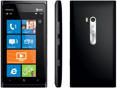 Nokia Lumia 900 - AT&T versie
