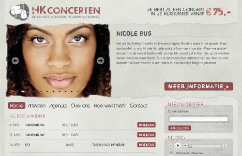 HKconcerten.nl
