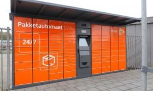 Pakketautomaat PostNL
