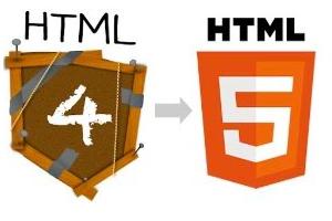 html4-html5