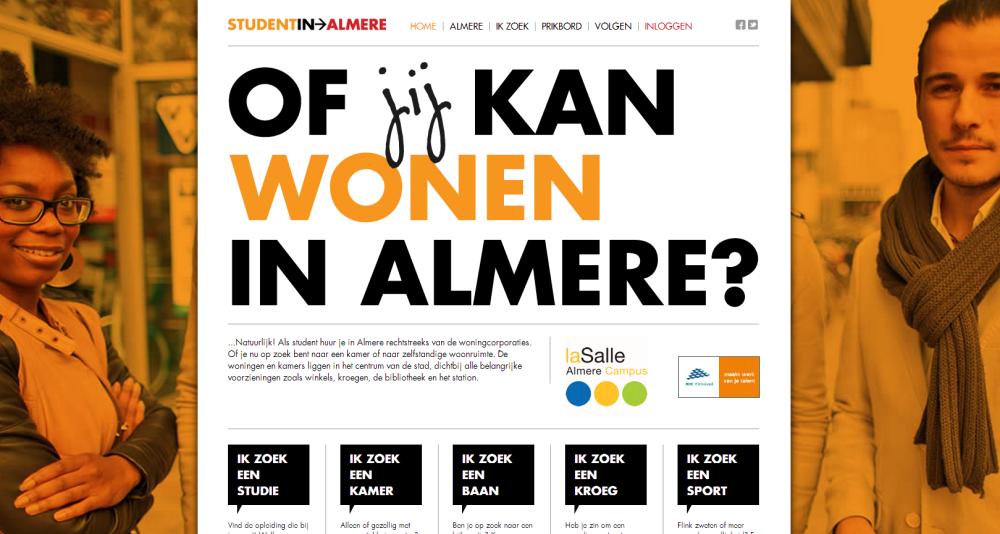 Student in Almere