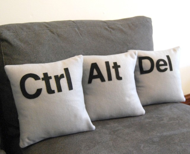 Ctrl-Alt-Del