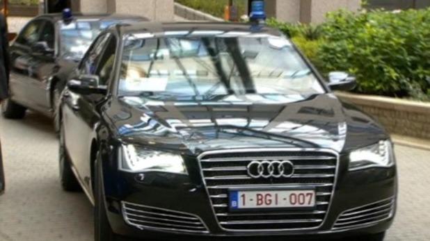 Merkel in 007