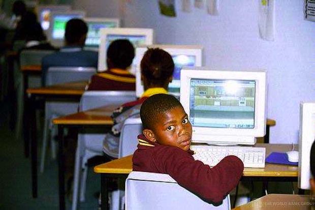 internet Afrika