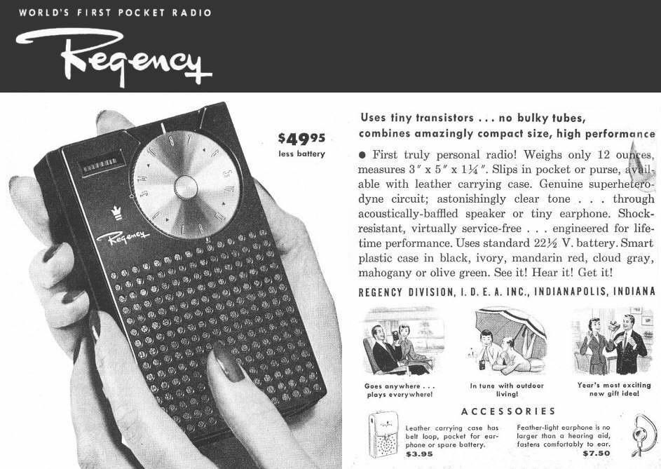 Regency-advert
