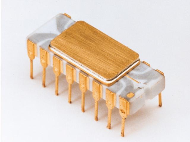 Intel 4004-chip