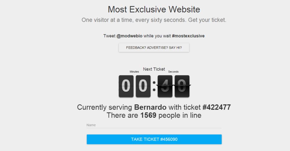 mostexclusivewebsite