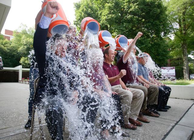 Bucket Challenge ALS