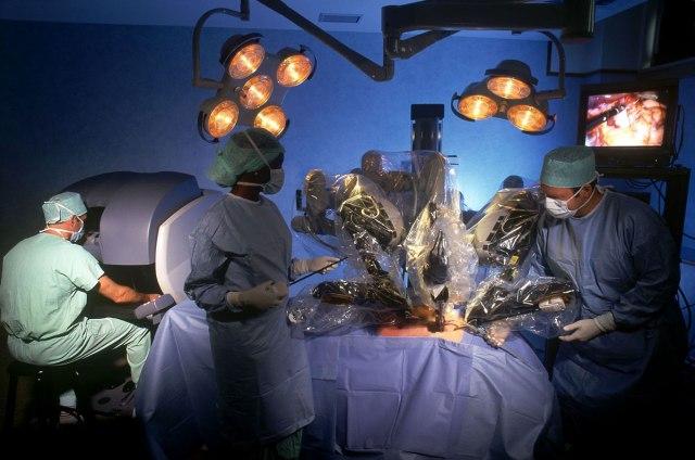 operatie robot