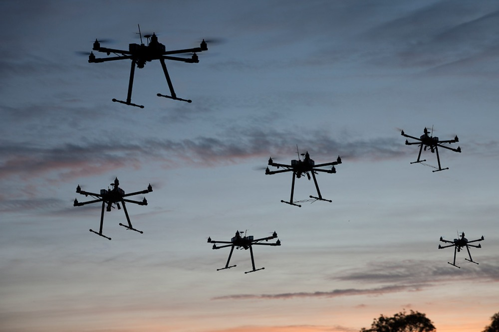 Drone army