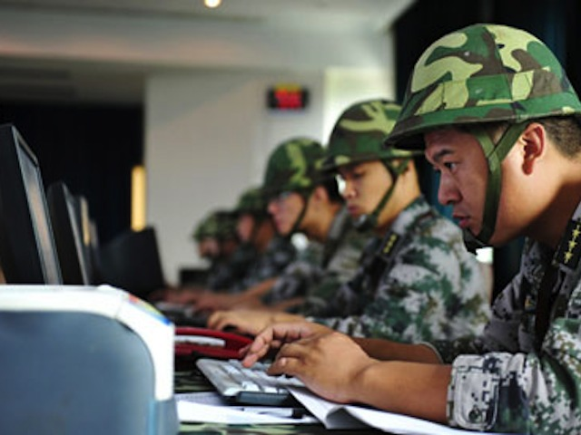China digital warfare