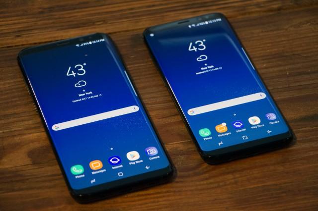 Samsung Galaxy 8 en 8+