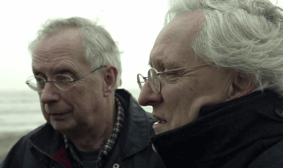 Piet Beertema en Steven Pemberton